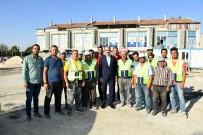 TOPLU ULAŞIM - Yeni YHT Garı Alt Geçidi Hizmete Açıldı
