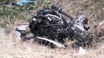 Afyonkarahisar'da Trafik Kazası Açıklaması 3 Ölü, 2 Yaralı