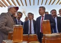 EKREM ÇELEBİ - Ağrı 3. Bal Festivali Başladı