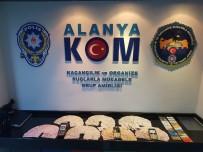 Alanya'da Pos Tefeciliği Operasyonu Açıklaması 3 Gözaltı