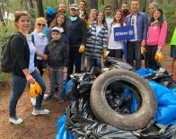 Allianz Türkiye Çalışanları Temizlik Hareketine Katılarak İstanbul Ve İzmir'de Çöp Topladı