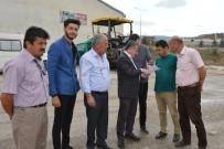 Başkan Özdemir Açıklaması 'Büyükşehir İle Koordineli Çalışıyoruz'