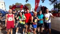 ODESSA - Bursalı Koşuculardan Odessa Maratonunda Büyük Başarı