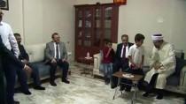 MEDINE - Diyanet İşleri Başkanı Erbaş'tan Din Görevlisine Ziyaret