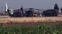 Fırat'ın Doğusunda Altıncı Ortak Helikopter Uçuşu Tamamlandı