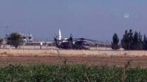 Fırat'ın Doğusunda Altıncı Ortak Helikopter Uçuşu