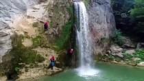 Karadeniz'in 'Saklı Güzelliği' Ilıca Şelalesi