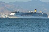 İZMİR KÖRFEZİ - Kruvaziyer Gemileri İzmir Limanı'na Yeniden Demir Atacak