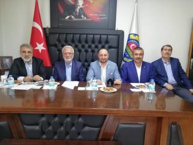 Mustafa Elitaş Açıklaması'Tarımın Sorunları Belli Ve Biz Hükümet Nezdinde Bu Sorunları Çözeceğiz'