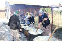 Mustafakemalpaşa'da Kazanlar Kardeşlik İçin Kaynadı