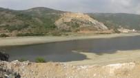 BOĞAZKÖY - (Özel) Baraj Suyu Çekildi, Eski Köprü Gün Yüzüne Çıktı