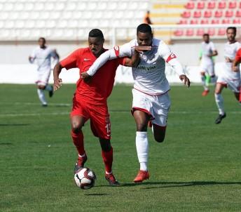 TFF 1. Lig Açıklaması Cesar Grup Ümraniyespor Açıklaması 1 - Boluspor Açıklaması 1