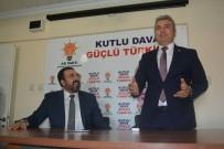 AK Partili Canbey Açıklaması 'Bu Ülkede Recep Tayyip Erdoğanlar Bitmez'