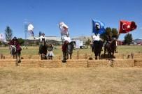 ERCAN ÇIÇEK - Atlı Okçuluk Türkiye Şampiyonası Yapıldı