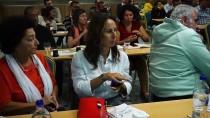 Balıkesir'de 'Uluslararası Zeytinyağı Tadım Eğitimi'