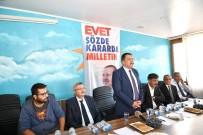 Başkan Gürkan, Arapgirlilerle Buluştu