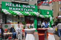 Helal Dünya Marketleri'nin İkinci Şubesi Açıldı