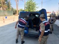 Mazot Hırsızı Tutuklandı