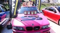 MODIFIYE - Modifiye Araç Tutkunları Samsun'da Buluştu