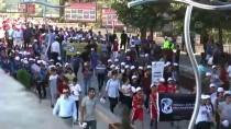 Şırnak'ta 'Beraber Yürüyelim Etkinliği'