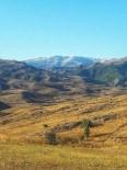 Sivas'a Mevsimin İlk Karı Düştü
