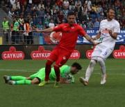 Süper Lig Açıklaması Çaykur Rizespor Açıklaması 1 - Gazişehir Gaziantep FK Açıklaması 2 (Maç Sonucu)