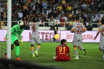 Galatasaray, Malatya deplasmanından 1 puanla döndü