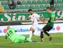 TFF 1. Lig Açıklaması Akhisarspor Açıklaması 3 - Hatayspor Açıklaması 1
