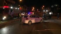 Antalya'da Zincirleme Trafik Kazası Açıklaması 2 Ölü, 6 Yaralı