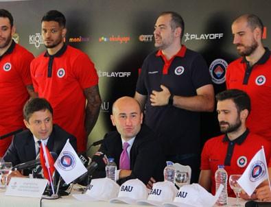 Bahçeşehir koleji, transferlerini tanıttı