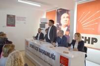 KAMİL OKYAY SINDIR - CHP Heyeti, Besni'de Sorunları Dinledi