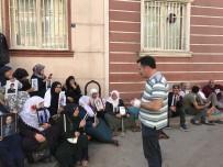 OTURMA EYLEMİ - Diyarbakır'daki Annelere ESTP Desteği