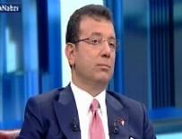 Ekrem İmamoğlu - Ekrem İmamoğlu'ndan skandal belgeyle ilgili açıklama!
