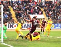 ESKIŞEHIRSPOR - Eskişehirspor 22 Maç Sonra Kalesini Gole Kapattı