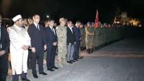 Hakkari'de Şehit Askerler İçin Tören