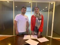 İranlı Milli Voleybolcu, Elbistanspor İle Sözleşme İmzaladı