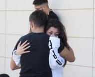 Kazada Hayatını Kaybeden Öğrencilerin Arkadaşlarının Morgda Acı Bekleyişi