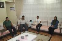 MEHMET DEMIR - Kilis'teki Roketli Saldırılarda Ölenlerin Yakınları Şehitlik Unvanı İstiyor