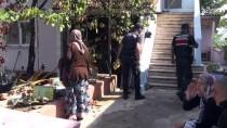 Kırklareli'nde Ev Yangını Açıklaması 1 Ölü, 1 Yaralı