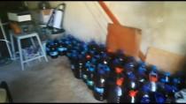 Kırklareli'nde Kaçak İçki Operasyonu