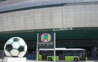 Kupa Maçına Özel Otobüs Hatları
