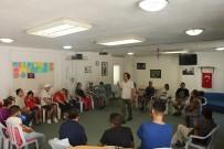 MEHMET TURAN - Kuşadası Belediyesi'nden Engellilere Drama Eğitimi