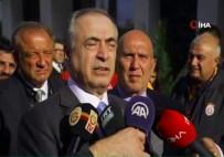Mustafa Cengiz - Mustafa Cengiz Açıklaması 'Önümüzde Bir Sorun Var Ama Çözülmeyecek Sorun Yoktur'
