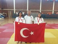 Salihlili Judocular Balkan Şampiyonu Oldu