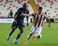 CEM SATMAN - Süper Lig Açıklaması Demir Grup Sivasspor Açıklaması1 - Trabzonspor Açıklaması1  (İlk Yarı)