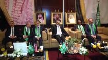 BÜYÜK BIRLIK PARTISI - Suudi Arabistan Milli Günü Resepsiyonu