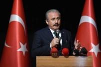 TÜRK KÜLTÜRÜ - TBMM Başkanı Şentop Açıklaması 'Nahçıvan Anlaşması, Türk Dünyası İçin Sağlam Zemindir'