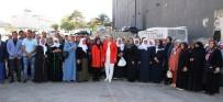 OTURMA EYLEMİ - Vanlı Annelerden Diyarbakır'daki Annelere Destek
