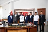 ASRİAD'tan Başkan Gürkan'a Ziyaret