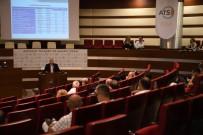 ATSO Başkanı Çetin'den Thomas Cook Açıklaması Açıklaması 'Etkisinin Sınırlı Olmasını Bekliyoruz'
